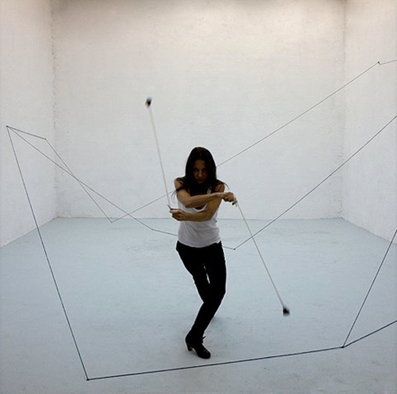 Ana Yerno, artiste, flamenco, danse