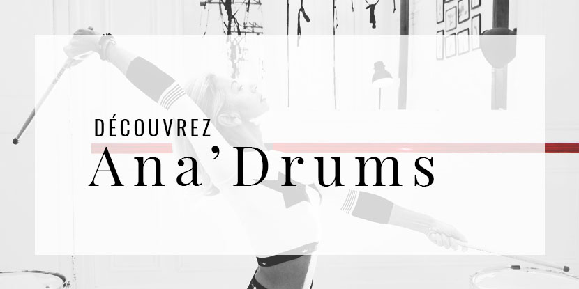 Ana Yerno, Ana Drums, Drums and Gym, Drumming Dance