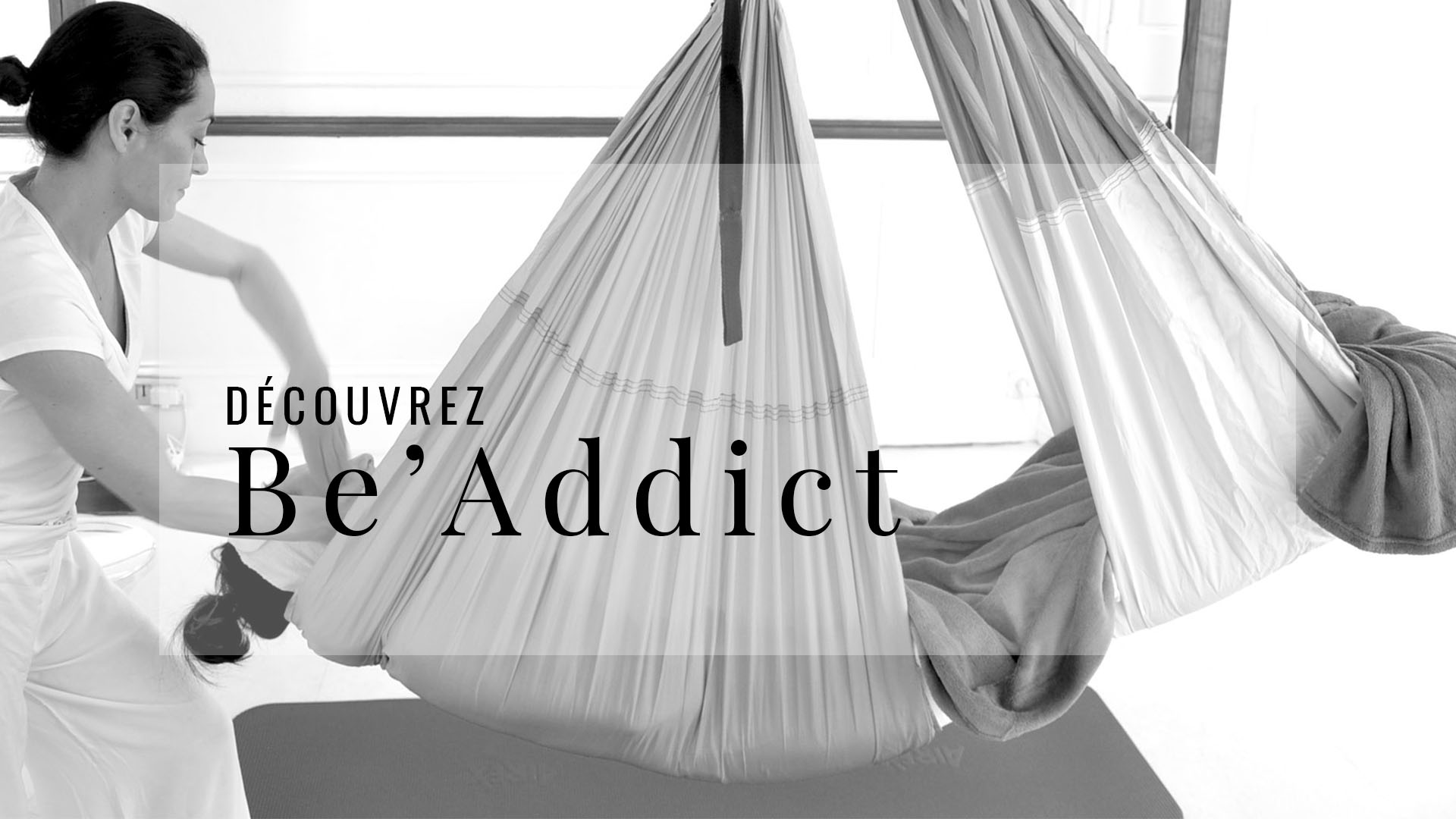 Ana Yerno, Be'Addict, massage du visage et du corps