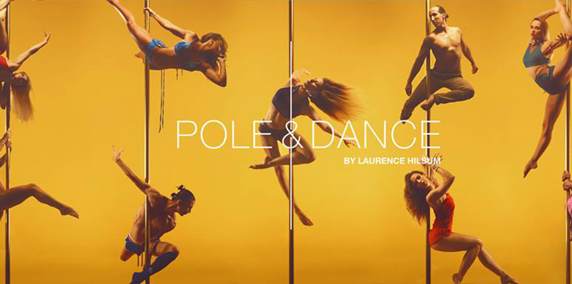 Ana Yerno chez Pole & Dance Paris avec Ana'Fly